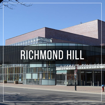 Richmond Hill Properties